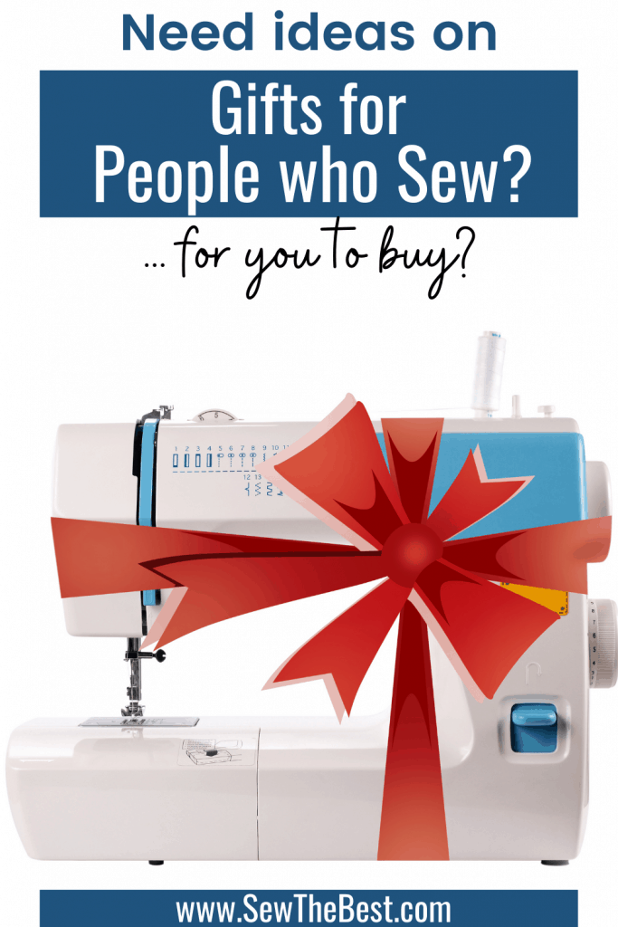 Need ideas on Gifts for People who Sew? This post is filled with gift ideas for you to buy.